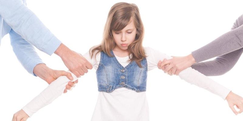 cosas que debes saber de la custodia compartida en los divorcios