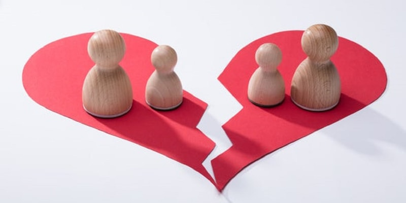 Tipos de procesos de divorcio en españa